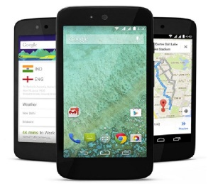 Android One smartphones launched in India on 15th September 2014 as cheap Android smartphones.