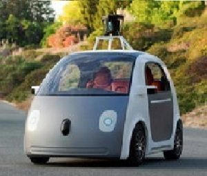 Driverless Car prototype